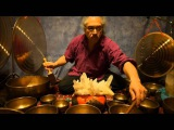 Crystal Chakra Meditation with Antique Tibetan Singing Bowls