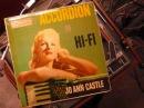 1958 JO ANN CASTLE Tico tico ACCORDION IN HI FI