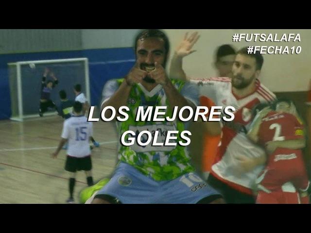 FutsalAFA Fecha10 Mirá los mejores goles