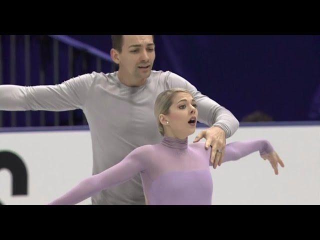 Alexa Scimeca Knierim | Chris Knierim FS 2017