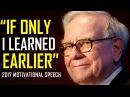 Warren Buffet's Life Advice Will Change Your Future MUST WATCH