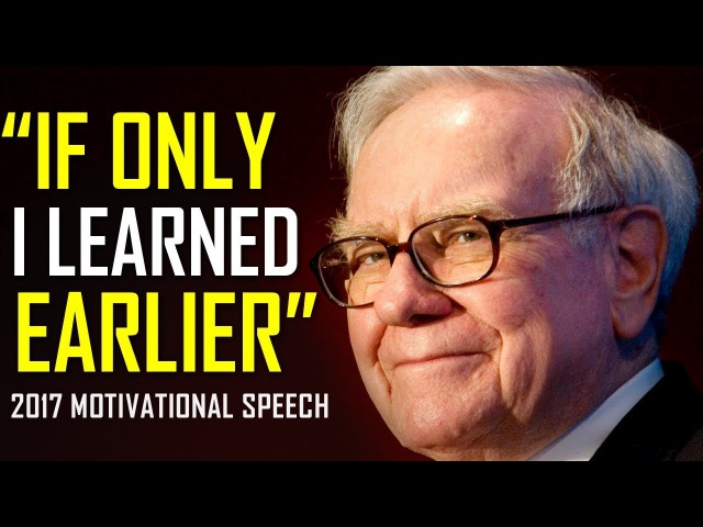 Warren Buffet's Life Advice Will Change Your Future MUST WATCH
