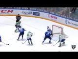 Моменты из матчей КХЛ сезона 16/17 • Барыс - Салават Юлаев. Лучшие моменты третьего периода 16.01