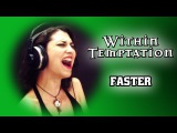 Angel Wolf-Black - Faster (Within Temptation Cover)