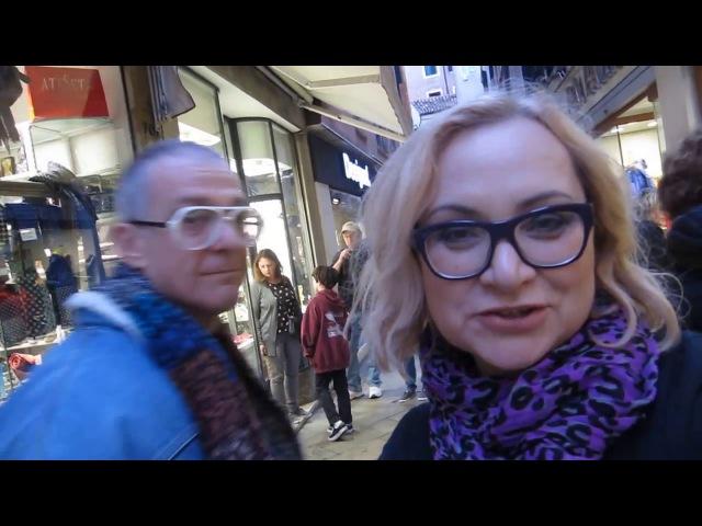 Чао, Венеция! Привет, Милан! Макияж итальянок) Vlog.