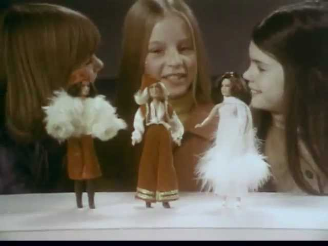 1970's Charlie's Angels Dolls Commercial (debut)