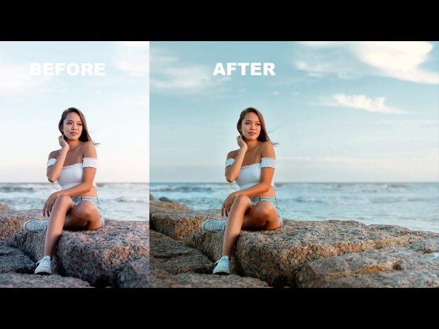 How to Recover Highlights and Color Tone Using Apply Image in Photoshop