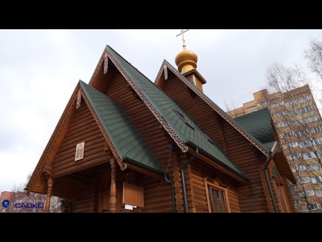 Храм святых равноапостольных Константина и Елены на улице Доблести