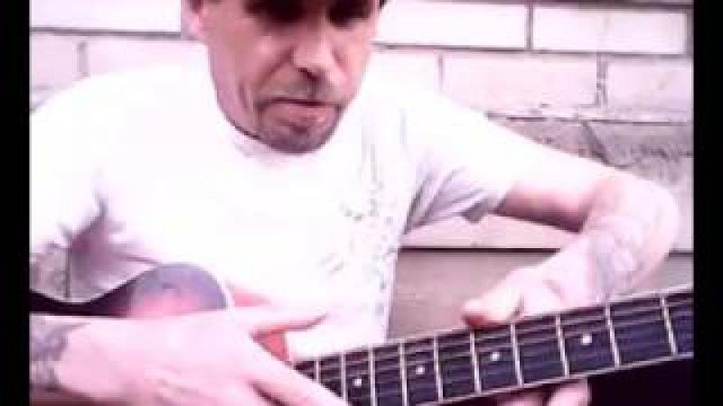 Лёха(старый Окуловский рокер)-песня Тракторист
