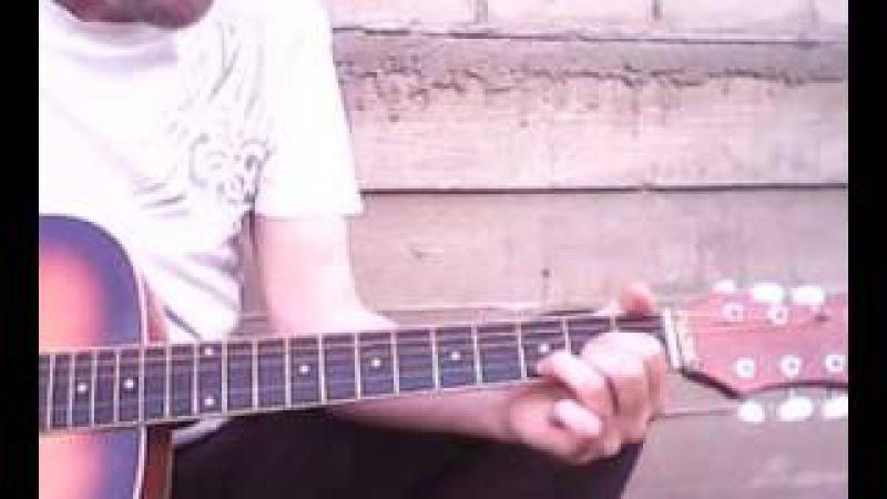 Лёха(старый Окуловский рокер)-песня Лучший город