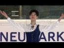 Young Hyun CHA KOR Men Free Skating EGNA-NEUMARKT 2017