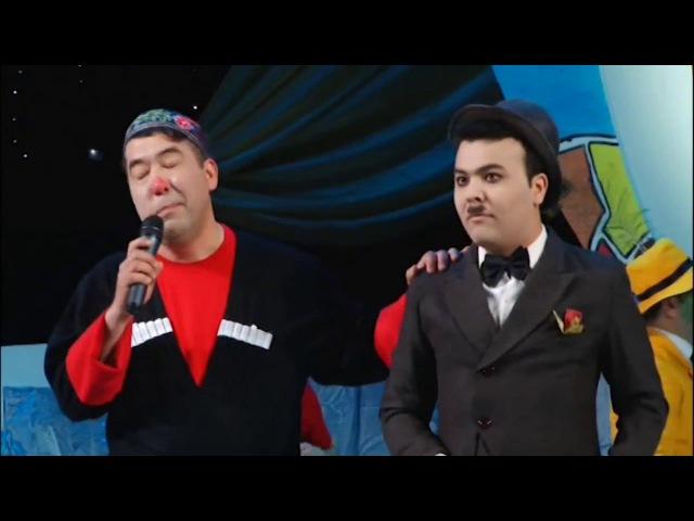 Мирзабек Холмедов - Кино юлдузлар киёфасида чикишлари билан