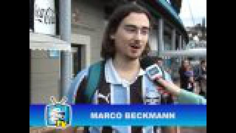 Victor completa 200 jogos com a camisa do Grêmio