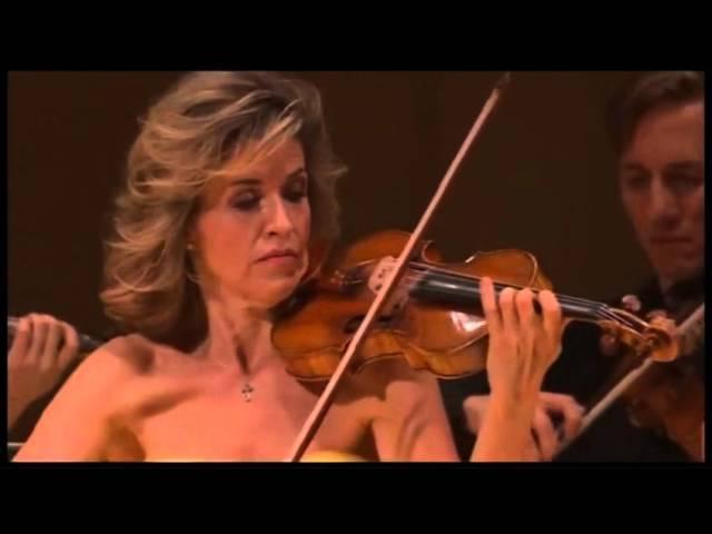 ANNE SOPHIE MUTTER, The Four Seasons WINTER, Antonio Vivaldi (44).
