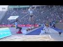 2017 08 27 Long Jump IAAF World Challenge ISTAF Berlin