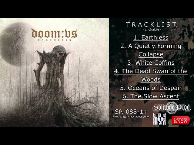 DOOMVS - Earthless (2014) Full Album Official (Death Doom Metal)