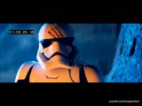 Star Wars The Force Awakens Deleted Scenes: Finn And The Villager  2016 Blu-Ray (1080p HD)