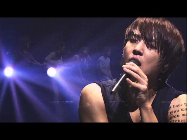 Teardrops in the rain - CNBLUE ARENA TOUR 2012 COME ON SAITAMA