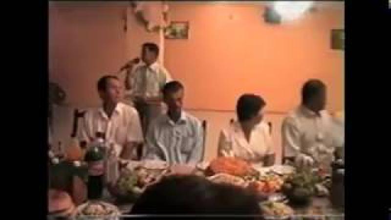 С.Сейфуллин атындағы орта мектептің 1982-жылғы түлектерінің 2007-жылғы 25-жылдық кез ...