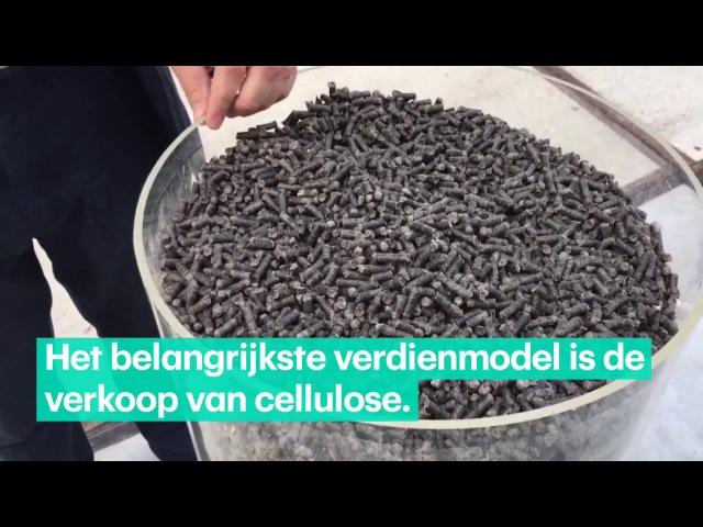 RTL-Z - CirTec maakt asfalt en plastic van jouw vieze wc papier
