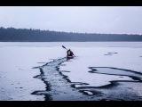 2017 Каякинг - Тёплые озёра. Муравьёвская низменность Sea kayak Russia