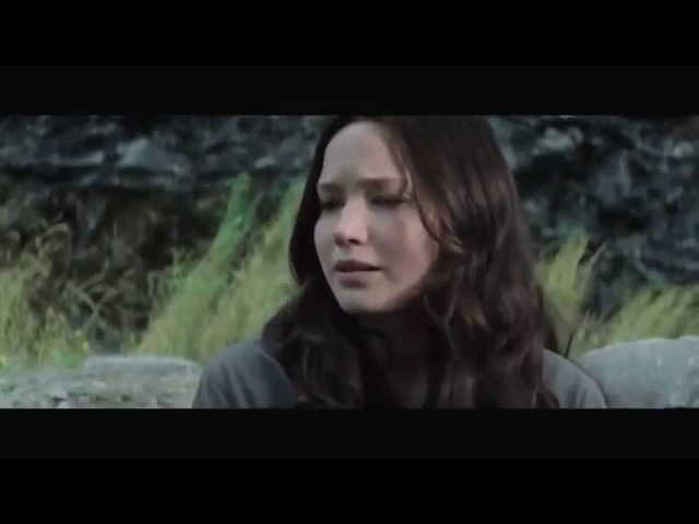 The Hunger Games Mockingjay - Katniss Everdeen singing 'The Hanging Tree' Best scene of movie