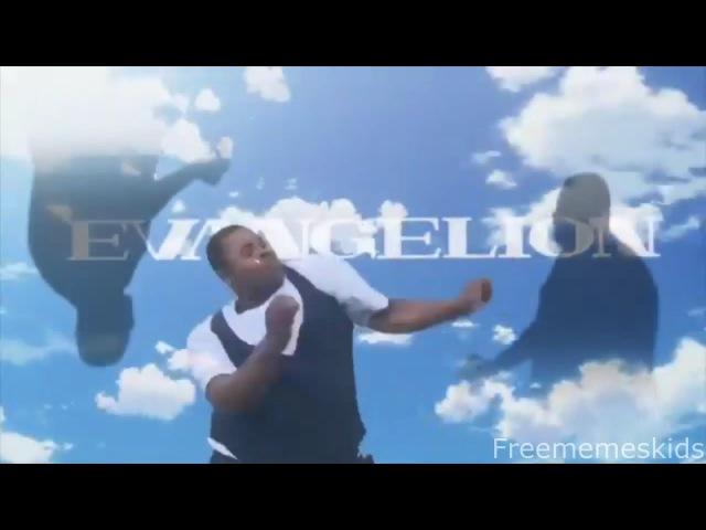 Nigga Evangelion Dance (Just For Fun)