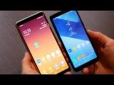 Обзор Samsung Galaxy A8 и A8+ Plus на русском