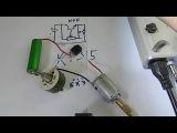 Как сделать простой регулятор мощности  оборотов.
