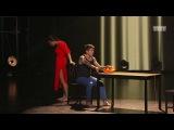 Танцы: Тимур Базаров и Ольга Батурина (сезон 4, серия 16) из сериала Танцы смотреть ...