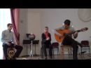 Flamenko guitar player Dan Ri ( Данияр Ри,концерт фламенко)