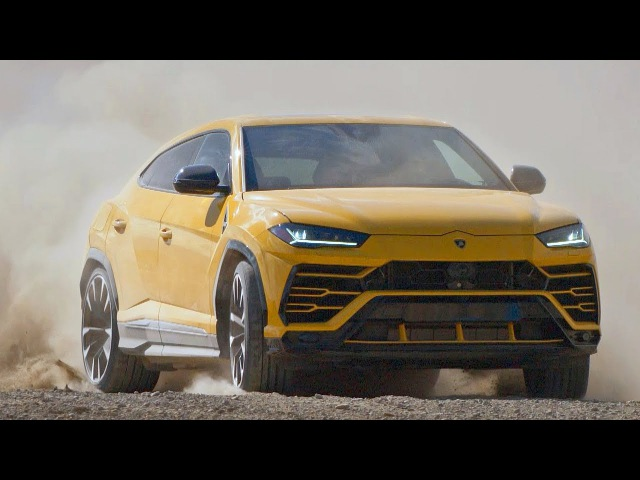 Lamborghini Urus (2018) The Worlds Best SUV