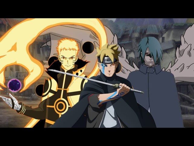Boruto Naruto Next Generations「AMV」 Breath Of Life