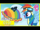 "MLP: FiM – Rainbow's '73rd Wonderbolt's Training Session' Special Pie ""Secrets and Pies"" [HD]"