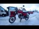 Зид Сова 200 1995 работа двигателя 19.02.17