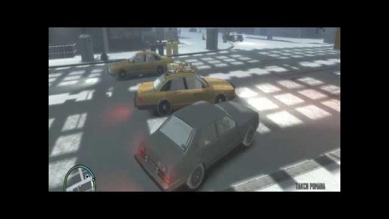 GTA 4 - русский цикл. 10 серия.