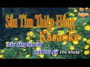 Sầu Tím Thiệp Hồng - Karaoke Dan Nguyen || Beat Chuẩn