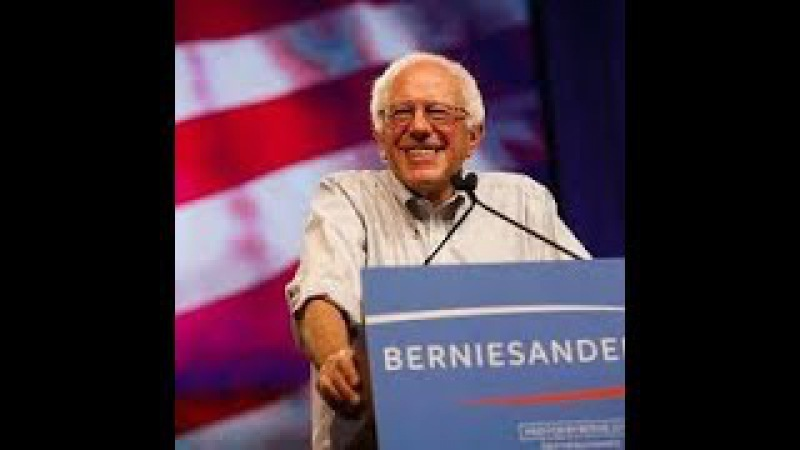 Bernie Sanders Speech Says US Economy Getting Worse Not Better (2018)