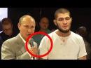 Путин в Шоке От Хабиба! Дагестанский БОЕЦ Вырубил медведя на тренировке