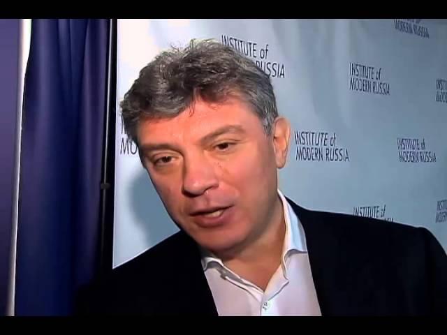 Борис Немцов о «Зимней Олимпиаде в субтропиках»