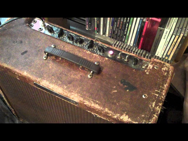 1960 Tweed Bassman - Hendrix Tone Sound Check 3 (Game with 2:22)