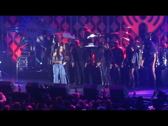 Demi Lovato - Tell Me You Love Me Z100 Jingle Ball MSG Live 12/8/17