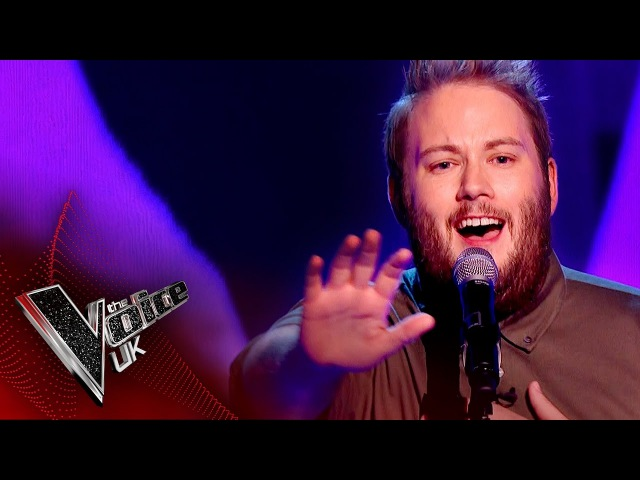 David Jackson performs 'All I Want': Blind Auditions 3   The Voice UK 2017