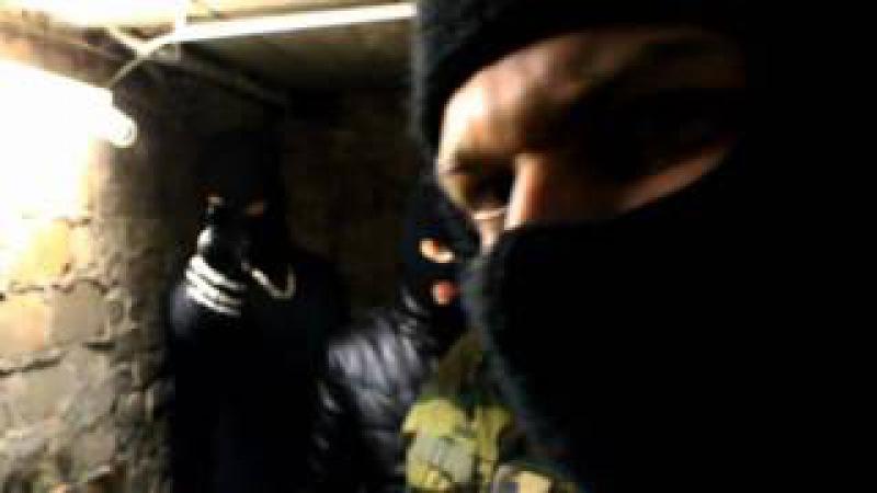 Blokkmonsta Schwartz - Endkampf (Mini-Video / Todesschwadron 2011)