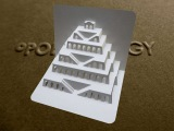Pop Up Tower of Babel Card Tutorial - Origamic Architecture