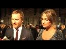 The Light Between Oceans - Michael Fassbender, Alicia Vikander  - UK  Premiere Interviews