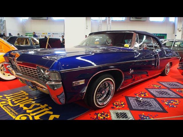 Chevrolet Impala Convertible 1968 396CUI 6.5L V8 Big-block Motor 325ps Majestics Tuning