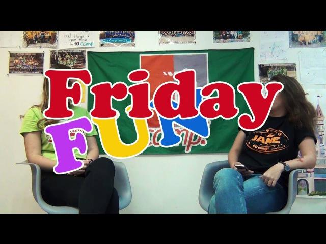 4U Camp Friday Fun Episode 1