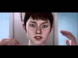 Quantic Dream Project KARA, tech demo (Русская озвучка)