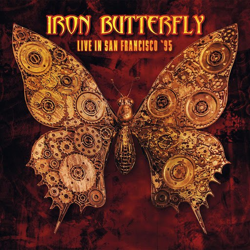 Iron Butterfly альбом Live in San Francisco '95